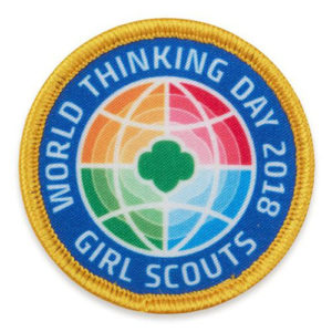 World Thinking Day Badge