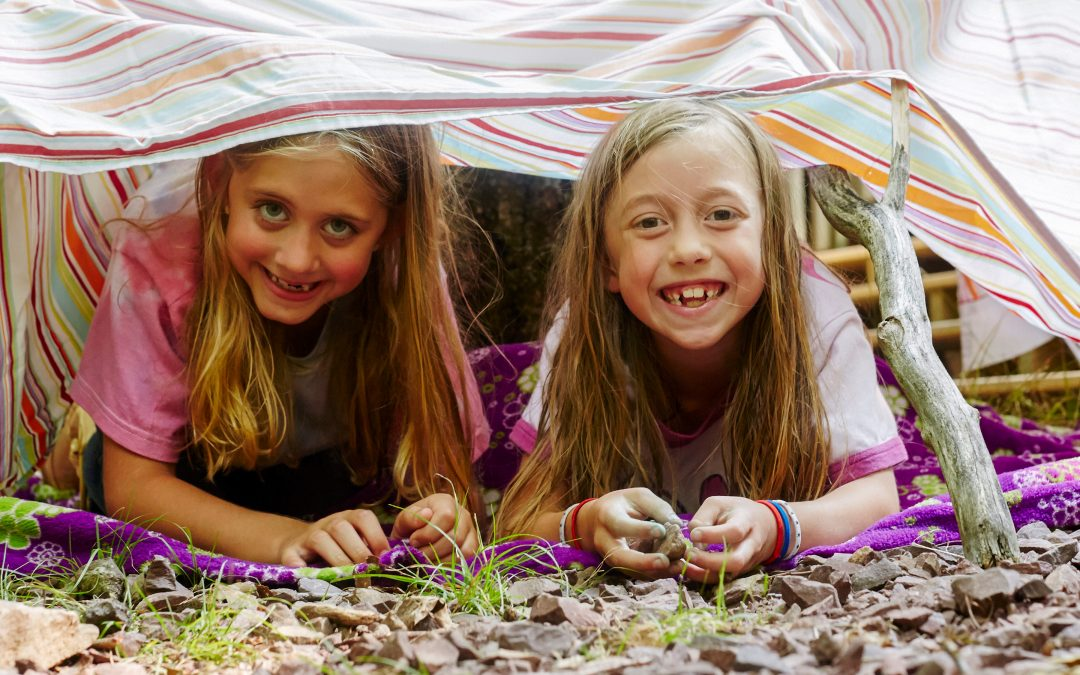 5 Tips for a Successful Backyard Campout