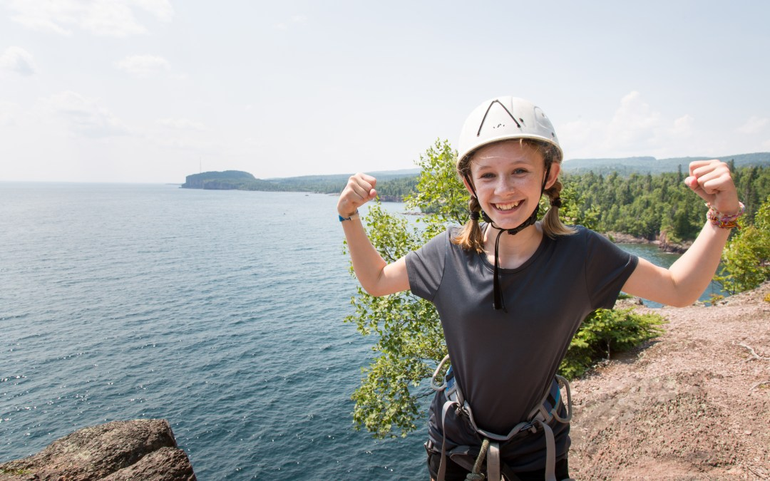 Why You Should Send Your Girl to Girl Scout Camp [Video]