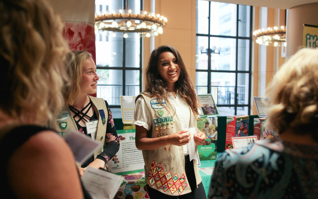 How to Include Your Girl Scout Experience on Your Resume