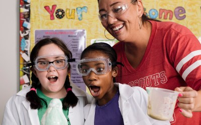 Tips for Exploring STEM with Your Girl Scouts (No STEM Experience Required)