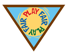 Brownie Fair Play Badge