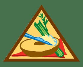 Brownie Snacks Badge