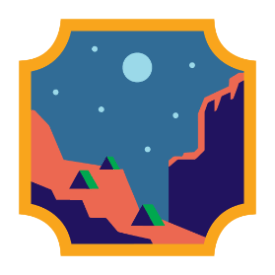 Ambassador Survival Camper Badge