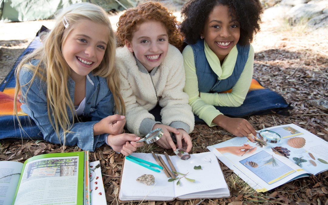 5 Girl Scout Badges for the Budding Naturalist