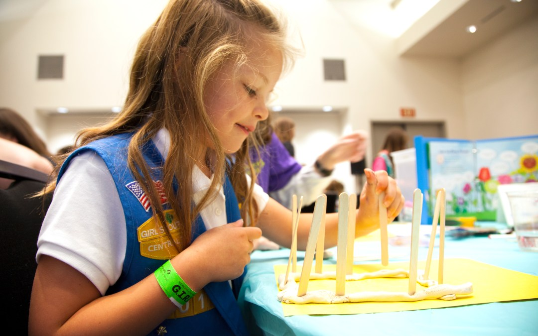 Out-of-the-Box Badge Activities for Creative Girl Scouts