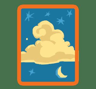 Senior Sky Badge