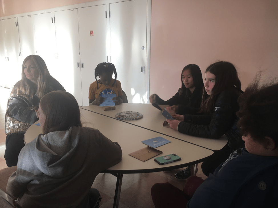 How My Cadette Troop Learned to Stand Up for Equality: Discussion Groups