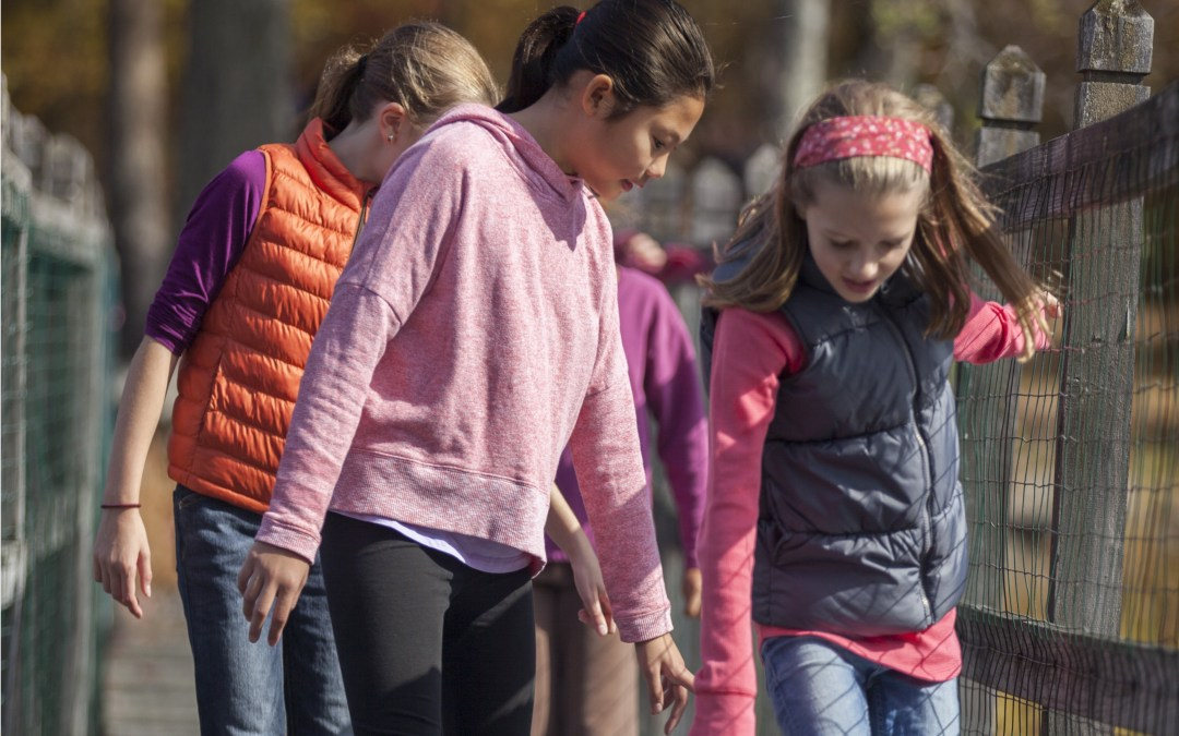 Getting Your Girls Outdoors: Explore Out