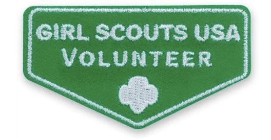 Volunteer Insignia