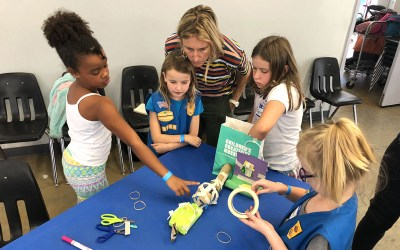 """STEM Made Easy: Choosing Your """"Think Like a…"""" Journey"""