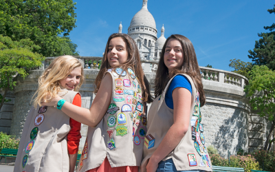 Planning a Girl Scout Travel Adventure: Troop-Planned Trips vs. Tour Company Packages
