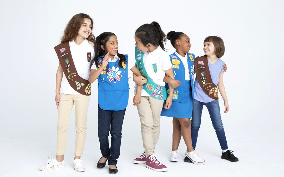 Girl Scout Uniform Essentials for Every Grade Level