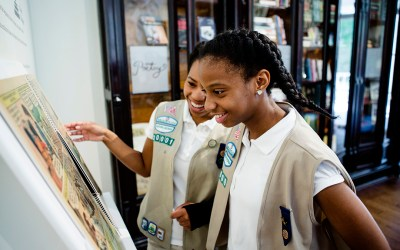 4 Reasons to Let Her Travel as a Girl Scout