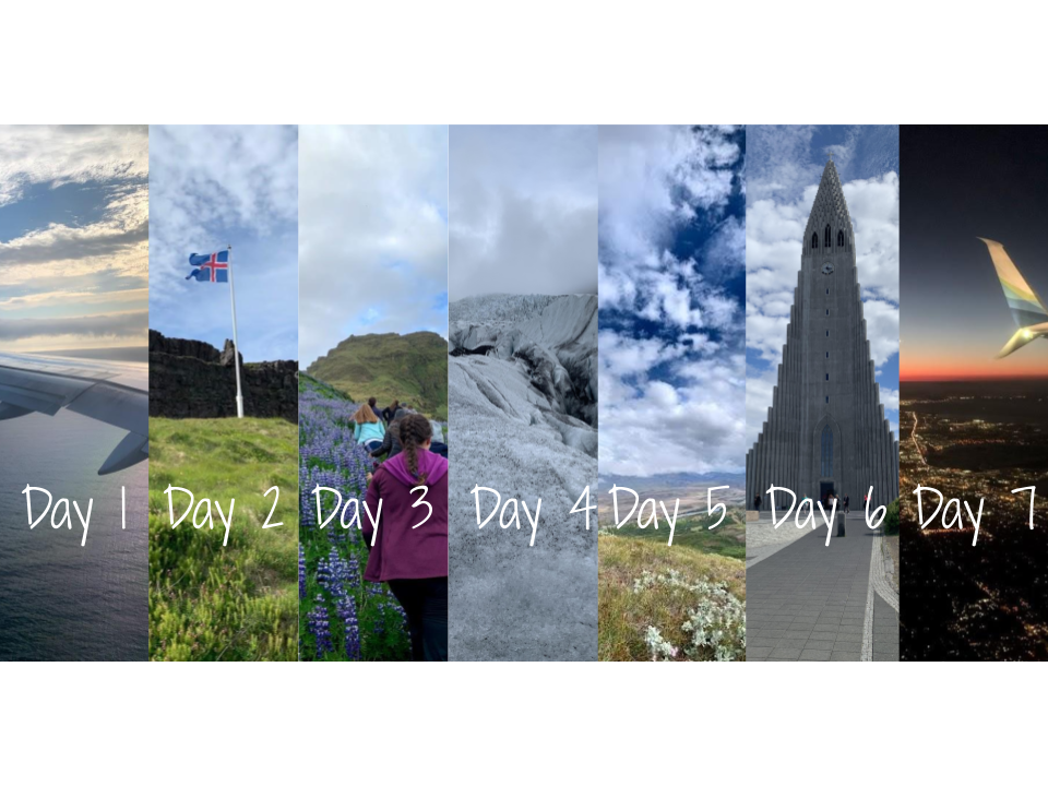 Iceland Trip Photo Overview