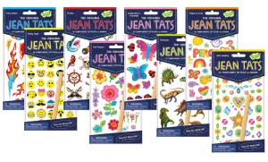 Jean Tattoos