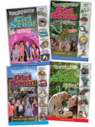 Girl Scouts Mystery series