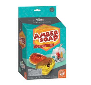 Amber Soap