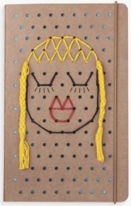 Stitch & Sketch Book Front