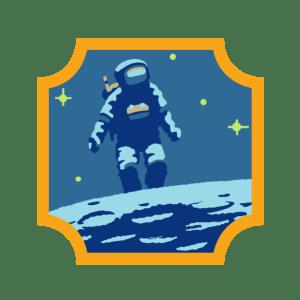 Ambassador Space Science Badge