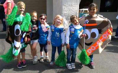 5 Ways to Show Off Your Girl Scout Spirit