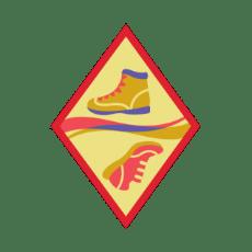 Cadette Outdoor Badge