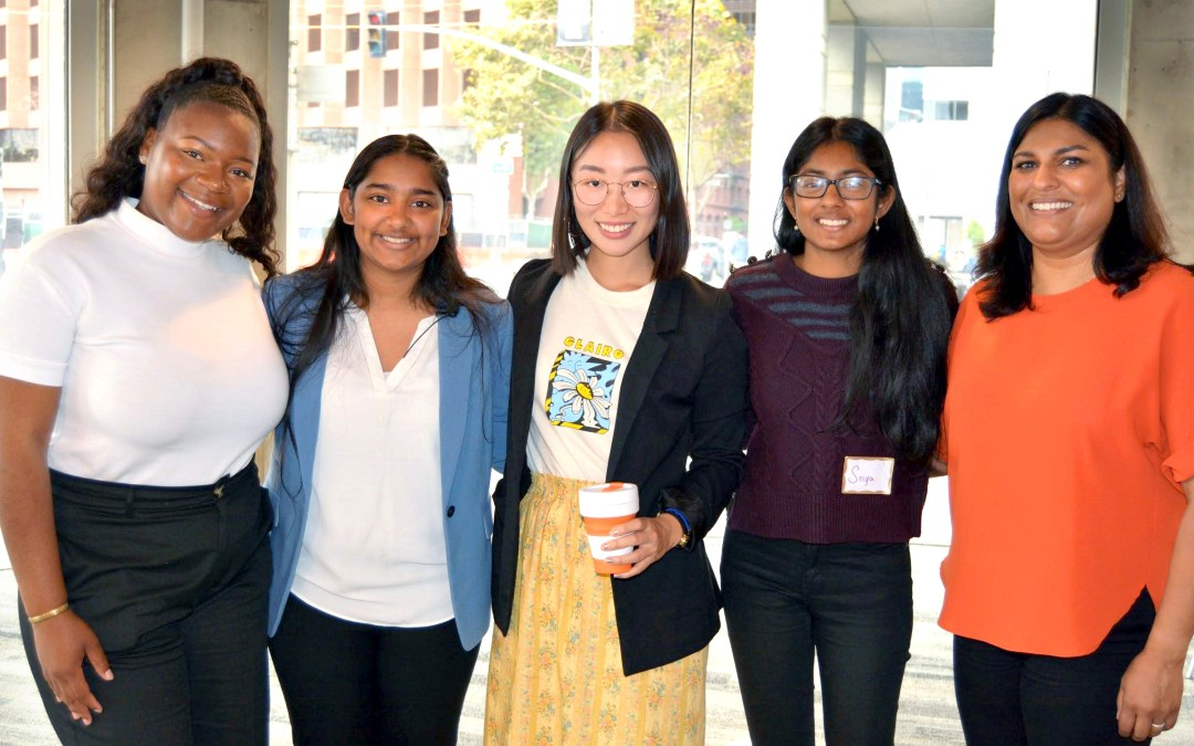 Girl Scout Gold Award: Inspiring Girls to be Computer Science Leaders