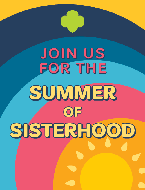 Join us for the Summer of Sisterhood