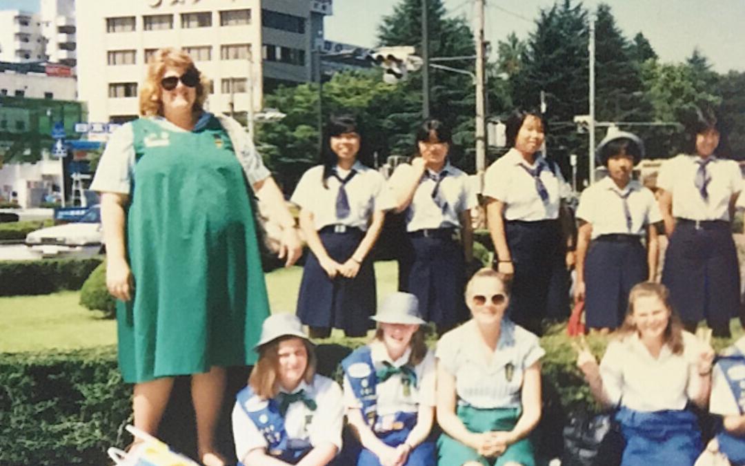 Girl Scout Leader Spotlight: Laura Hansen
