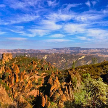 4 Best Day Hikes in Pinnacles National Park