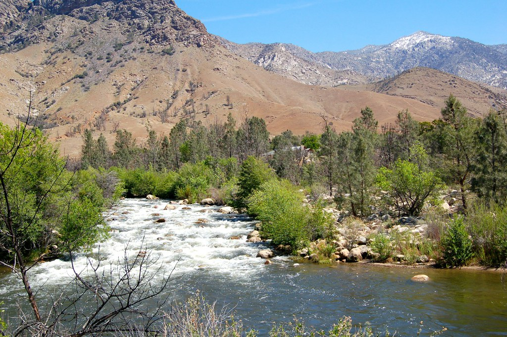 Sequoia National Forest - Kern River