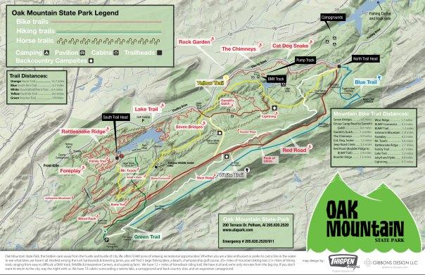 OakMountainTrailMap