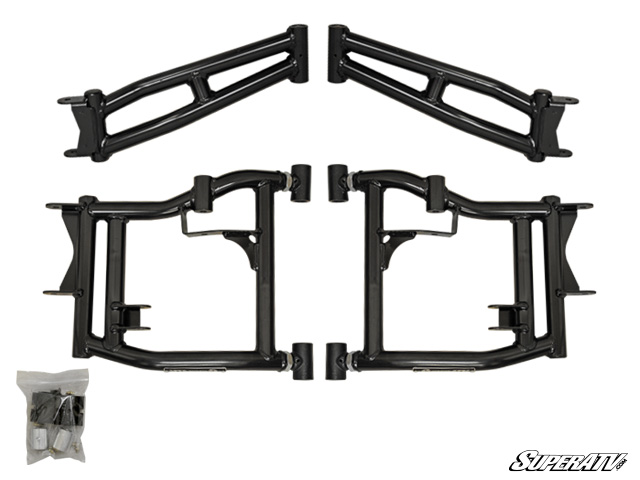Super ATV Polaris RZR S 900 / RZR S 1000 High Clearance