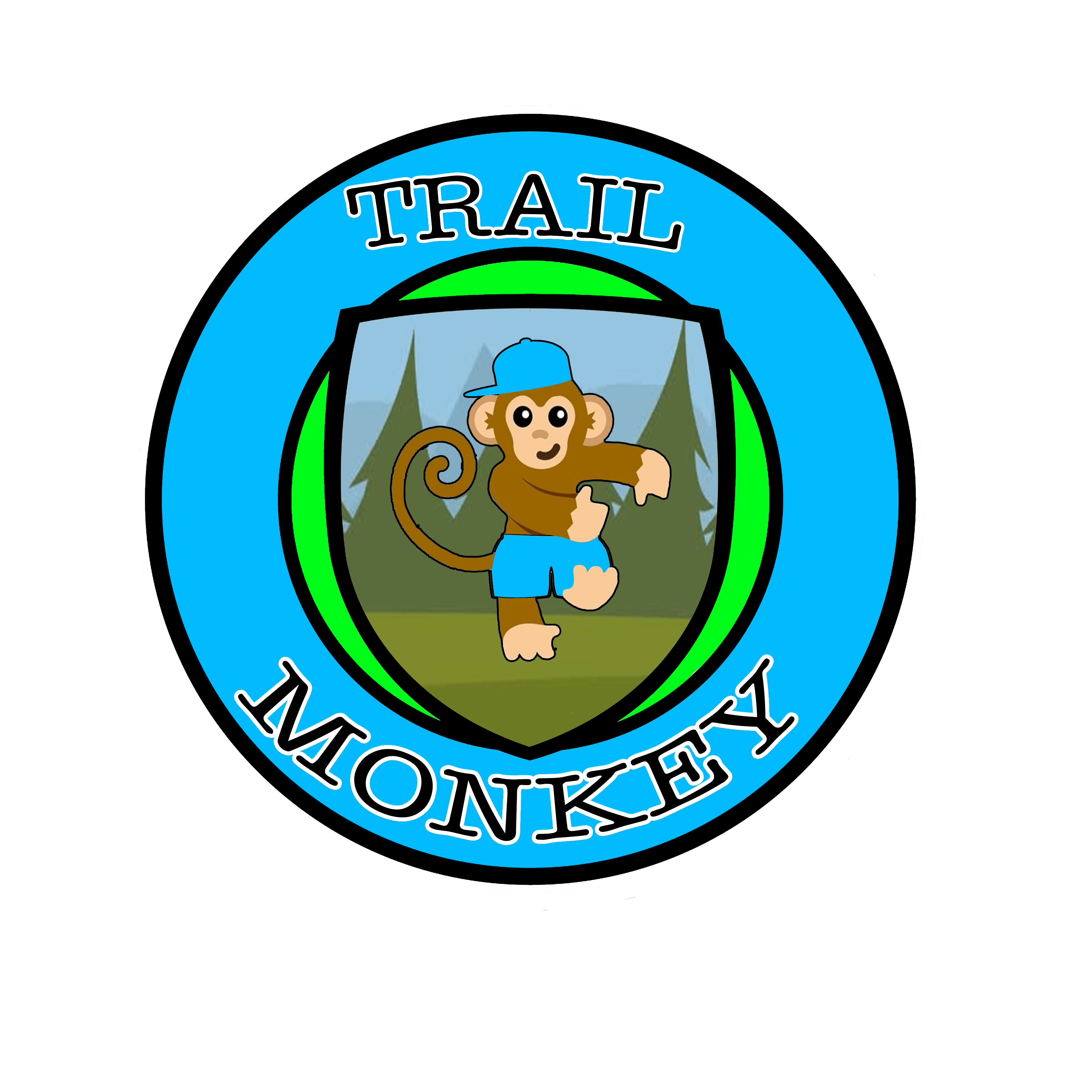 Trail Monkey Running Jersey