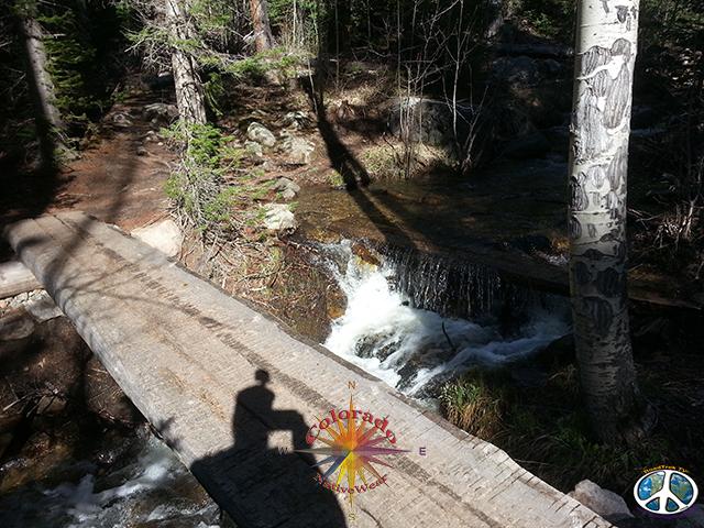 Hiking Rocky Mountain National Park,