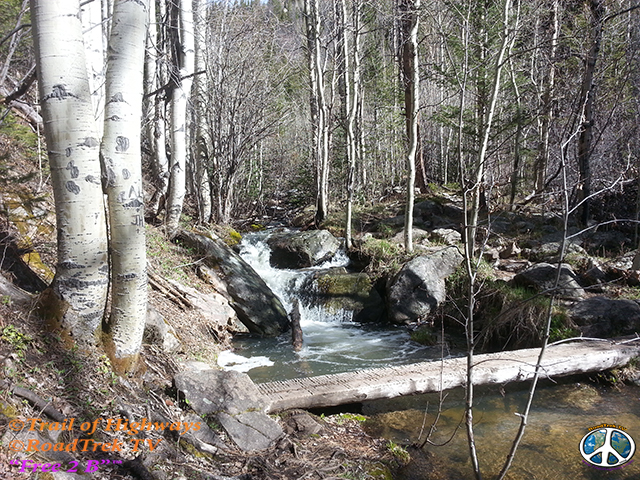 Cow Creek Trail, Bridal Veil Falls,