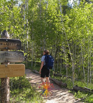 Gem Lake Trail, Rocky Mountain National Park, RoadTrek, Visit Colorado,Outdoor Apparel, Hiking,