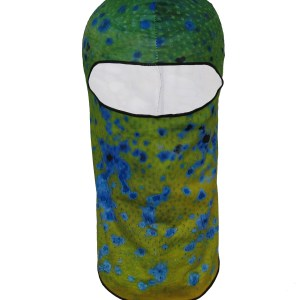 Dorado fishing mask offers great sun protection while ffly fishing hiking or any out door activity