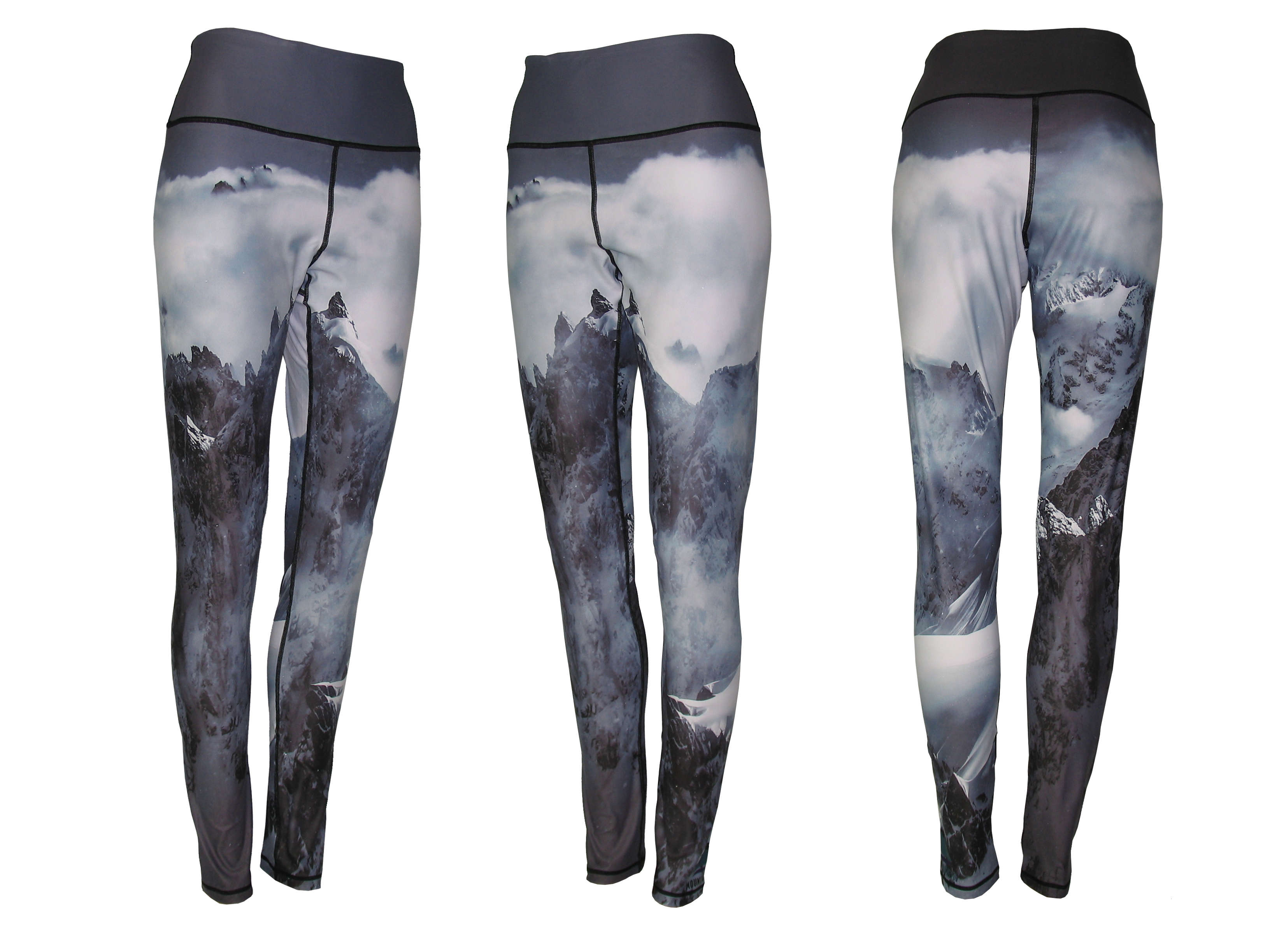 92ab218a24629 Jagged Edge Yoga Pants All Sport Leggings image taking a helicopter ride to  a beautiful panoramic