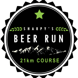 SBR 21km Course Bottle Top