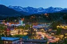 Featured Trail Town Estes Park Colorado Atra