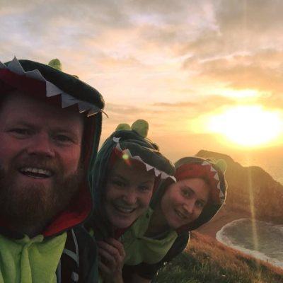 Running the Jurassic Coast – Anna McNuff