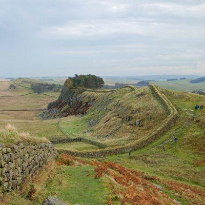 Running Hadrian's Wall – Anna McNuff