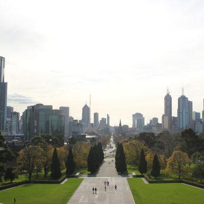 Run Around Victoria – Andre Jones