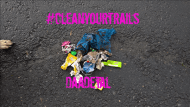 #cleanyourtrails daadetal