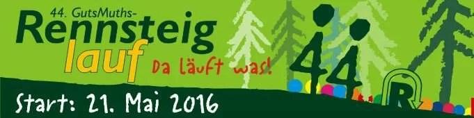 Rennsteig 2016 Banner