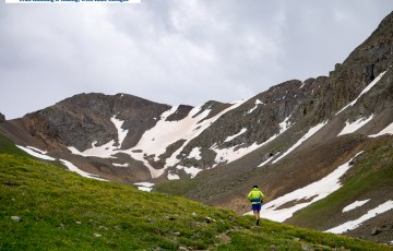 San Juan mountains Hardrock 100