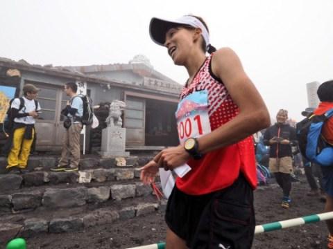 Mina Ozawa finish FMR15