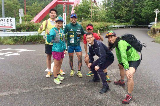TokaiNatureTrailFKT-Hiroki-Ishikawa-day11-morning_group