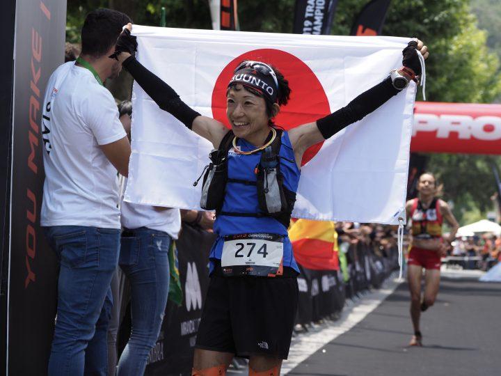 吉住友里 Yuri Yoshizumi が16位に。